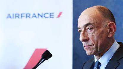 Elf stakingsdagen kosten Air France al bijna 300 miljoen euro