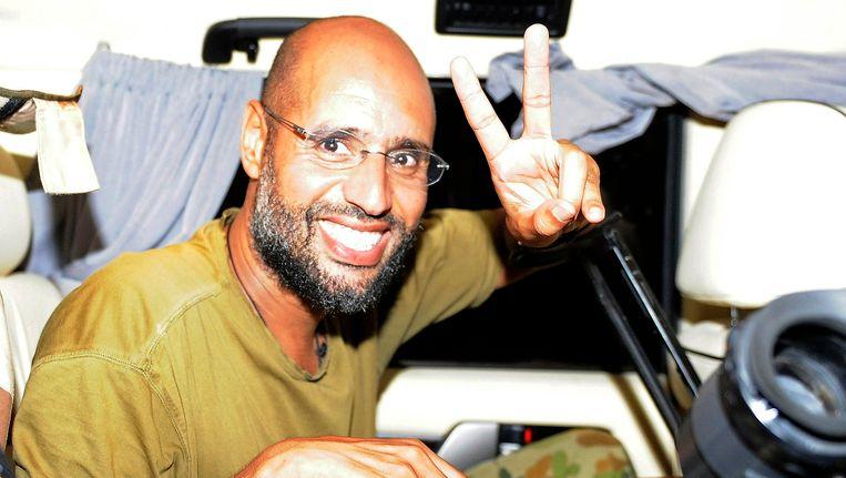 Saif al-Islam Beeld Reuters