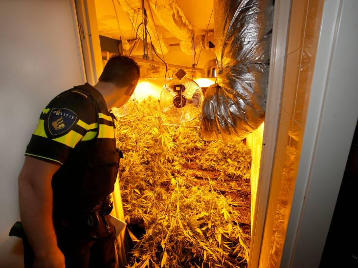 Huurhuizen Zuidoost-Brabant zelden gesloten na drugsvondst