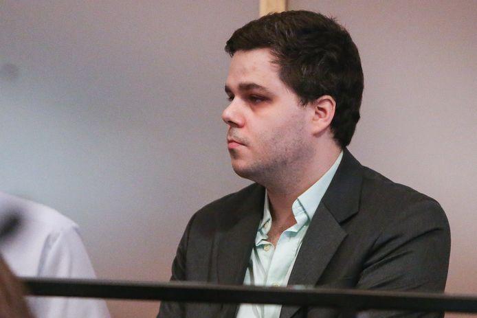 Jonny Van Den Broeck werd schuldig bevonden.