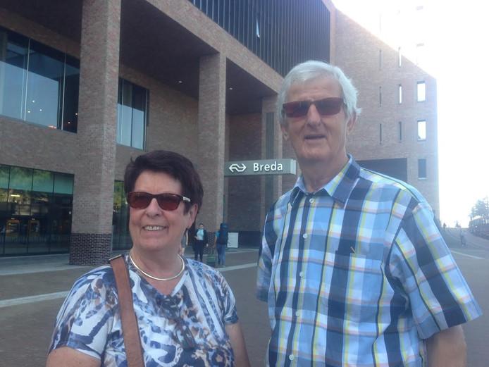 Meneer en mevrouw Mertens uit Oosterhout