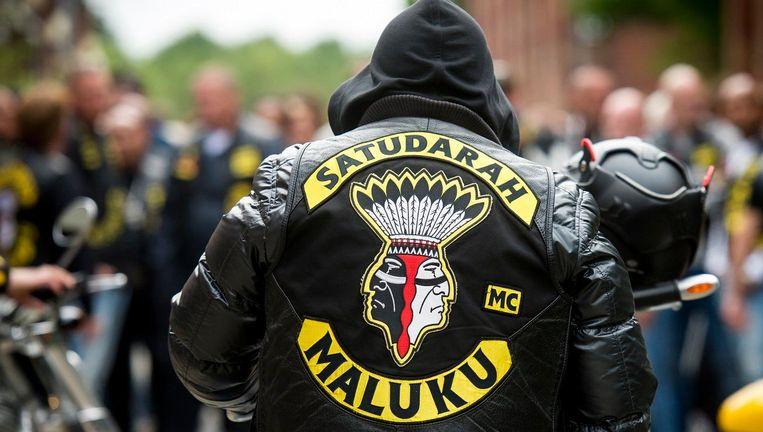 Justitie kondigde deze week een zaak bij de civiele rechter aan om motorclub Satudarah te verbieden. Beeld anp