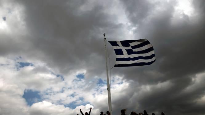"IMF noemt Griekse schuld ""onhoudbaar"""
