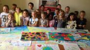 Basisschool Pannebeke wint tekenwedstrijd
