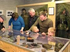 Tijdelijk museum over oorlog in Rivierenland opent zaterdag alsnog de deuren in Opheusden