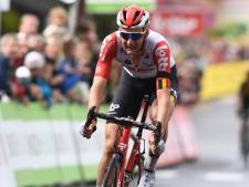 Victoire d'étape et maillot vert: coup double de Tim Wellens sur le BinckBank Tour
