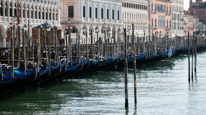 """Venetië roept toeristen op om terug te keren: """"Kom naar ons van zodra het mag"""""""