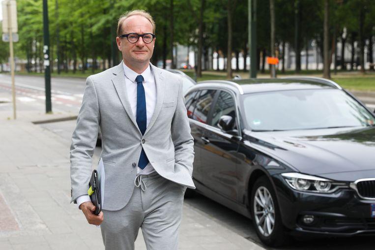 Onderwijsminister Ben Weyts