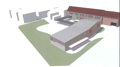 Sint-Pietersschool bouwt nieuwe turnzaal, refter en klassen