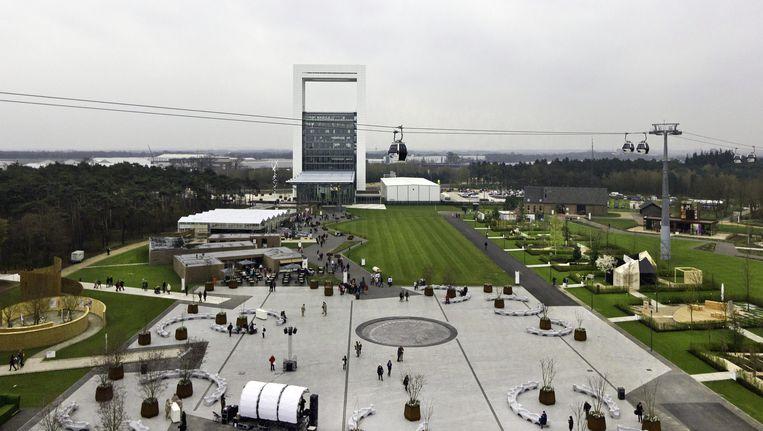 De floriade in Venlo in 2012. Beeld EPA