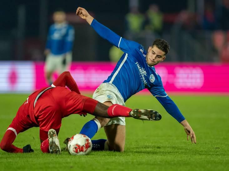 NAC krijgt zware dobber aan taai FC Den Bosch