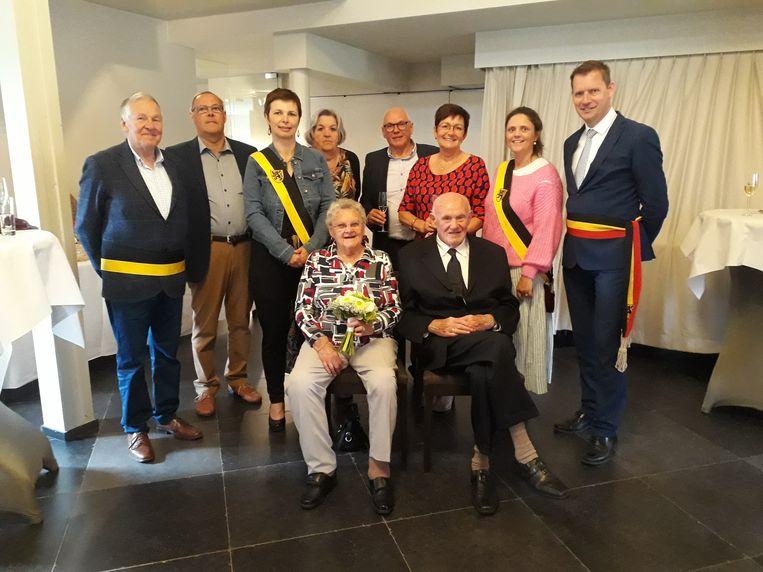 De briljanten familie Pieters.