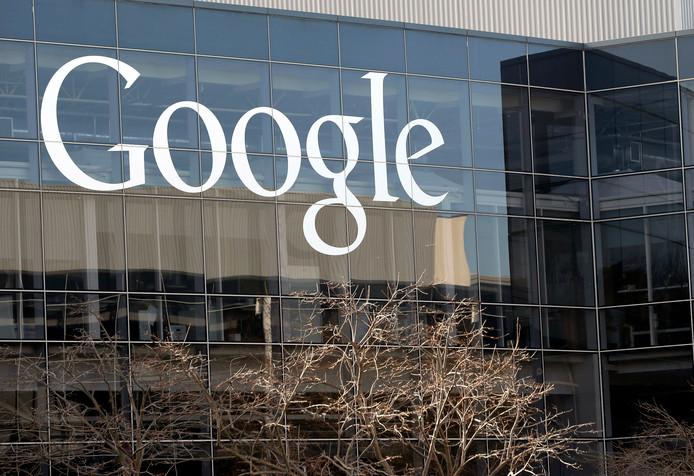 Googles hoofdkantoor in Mountain View
