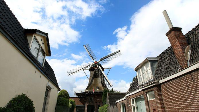Molen De Vriendschap in Veenendaal.