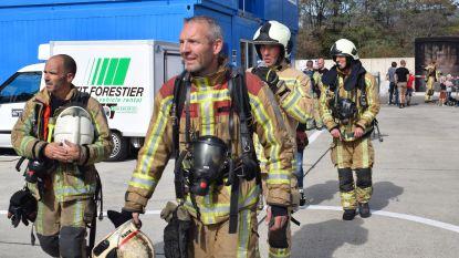Brusselse brandweerkorps wint Belgian Fire Games