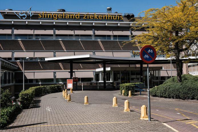 Slingeland ziekenhuis in Doetinchem.