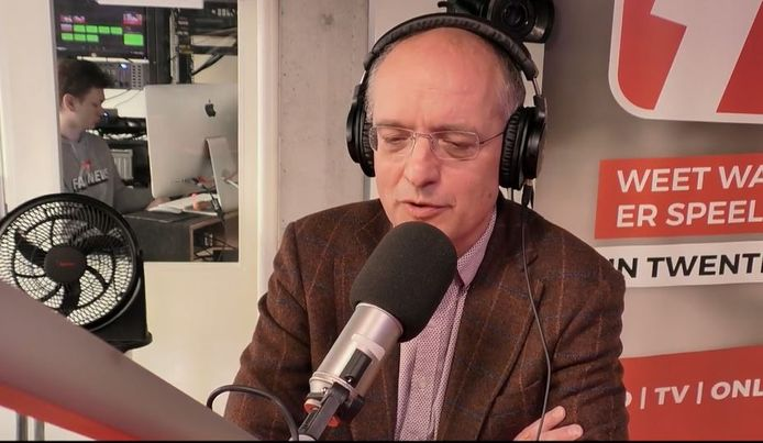 Still Video Onno van Veldhuizen over boetes corona