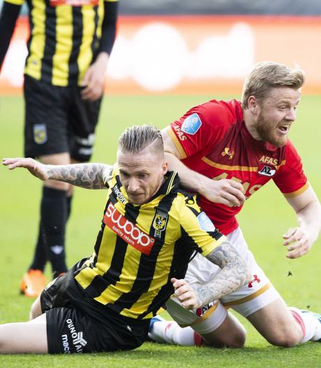 Vitesse onderuit bij AZ; play-offs nog altijd op de tocht