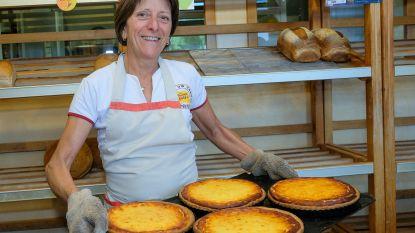 """Kaastaart uit de Druivenstreek van Bakkerij Vandervaeren: """"Van kermistaart tot meest verkochte gebak"""""""