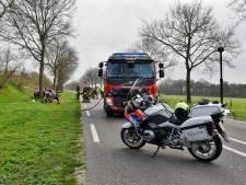 Dode bij ongeluk in Goirle is 78-jarige Tilburger, passagier zwaargewond naar ziekenhuis