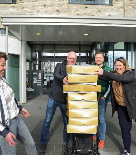 600 bolussen voor bewoners Borrendamme