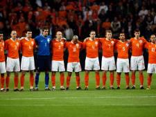 KNVB legt uit: amateurs een  minuut stil, Oranje niet