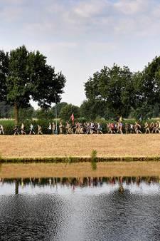 Lange files verwacht rond Nijmegen