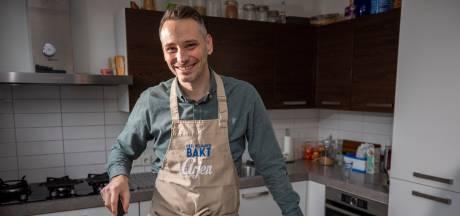 Heel Holland Bakt-deelnemer Arjen (37) gaf het Vlaardingse ijzerkoekje een miljoenenpubliek