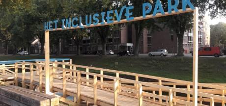 Vlonders en ponton Inclusieve Park blijven nog even