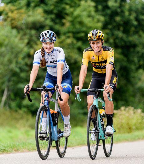 Broer en zus uit Enter naar EK wielrennen: kan Rick Ilse aan haar tweede titel helpen?