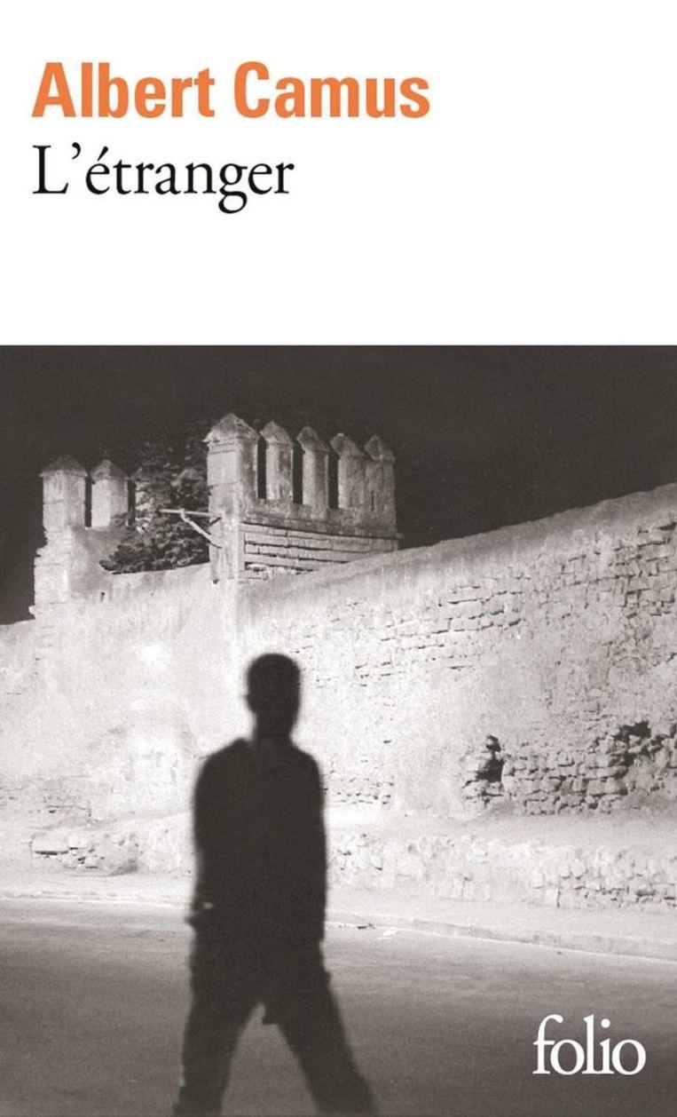 Albert Camus, L'étranger. Beeld