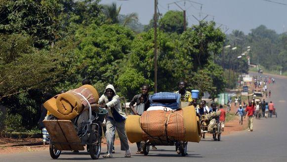 Het straatarme land is in 2013 in de greep gekomen van bendes, inclusief islamitische extremisten, die vanuit het noordoosten Bangui veroverden en de macht in handen kregen.