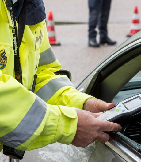 Een persoon aangehouden bij alcoholcontroles in Losser en Enschede
