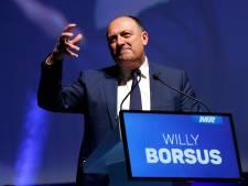 """Willy Borsus: """"Un gouvernement minoritaire ne pouvait pas fonctionner"""""""