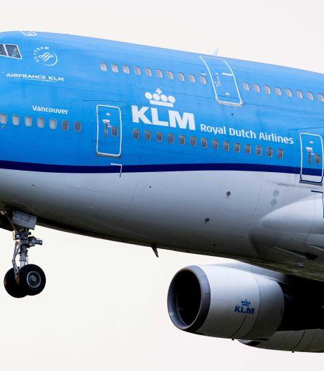 Crisisoverleg KLM met bonden, miljardensteun op losse schroeven