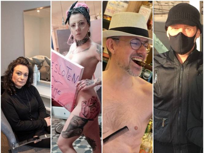 """""""Meisjes van plezier mogen werken, maar haar knippen is verboden. Onbegrijpelijk..."""": kappers uit de kleren tegen maatregelen overheid"""