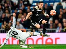 Tadic: Voor deze avonden ben ik naar Ajax gekomen