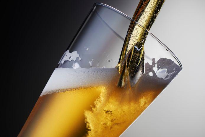 Een bierglas. Foto ter illustratie.
