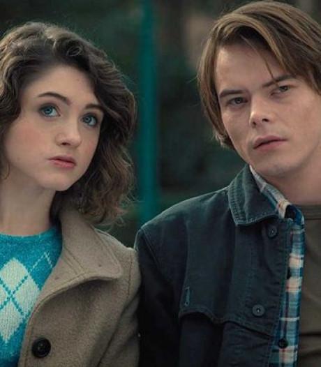 """Ces deux acteurs de """"Stranger Things"""" sont en couple à l'écran et dans la vie"""