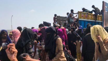 Bangladesh weigert toegang aan boten die Rohingya vervoeren