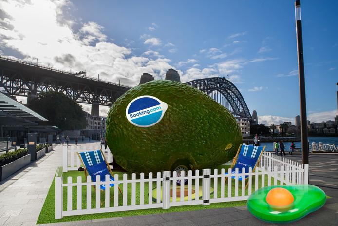 De Avo-Condo in Sydney.