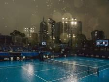 Matches déjà reportés, santé des joueurs en danger: la grogne monte à l'Open d'Australie