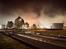 BP zorgt voor stankklachten in Hoek van Holland