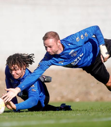 Elmo Lieftink is de vaardigste speler van Willem II