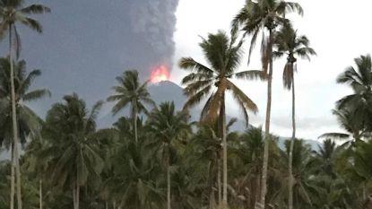 Na aardbevingen en tsunami nu ook vulkaanuitbarsting in Indonesië
