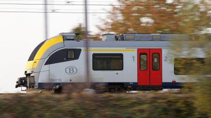Duo slaat treinbegeleider hersenschudding