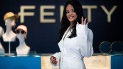 IN BEELD. Rihanna deelt eerste beelden van 'Fenty'-collectie