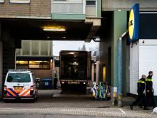Overval van drie kwartier bij Lidl Nijmegen: personeel vastgebonden