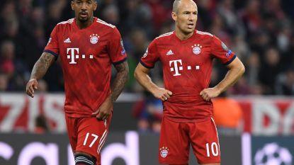 """Duitse kranten niet mals voor Bayern: """"Tempo van de verdedigers deed denken aan een vakantiewandeling"""""""