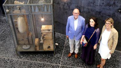 Nieuw kunstwerk Provinciehuis moet bezoeker doen stilstaan bij kindermishandeling